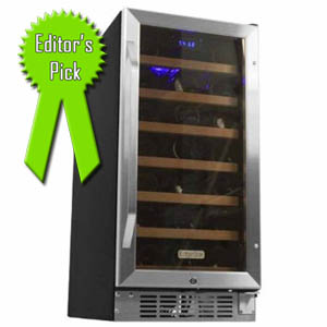 EdgeStar CWR301SZ Wine Cooler Review