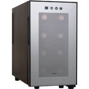 Best Wine Coolers - The Haier HVTM08ABS