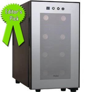 Haier HVTM08ABS Wine Cooler/Cellar Review