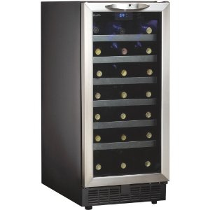 Danby DWC1534BLS Wine Cooler Review