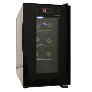 Best Small Wine Coolers - the HOMEIMAGE HA-HI-8C 8 Bottle Wine Cooler