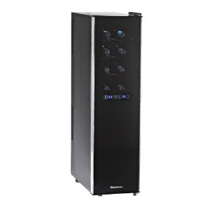 Wine Enthusiast 18-Bottle Slimline Dual Zone Wine Cooler Review