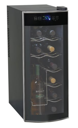 Avanti 12-Bottle Wine Cooler Review
