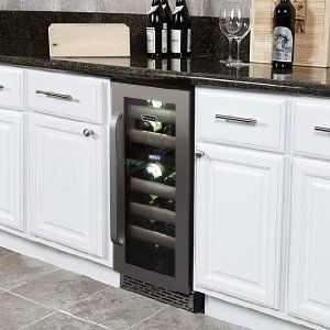 Buy the Whynter BWR-171DS 17-bottle wine cooler!