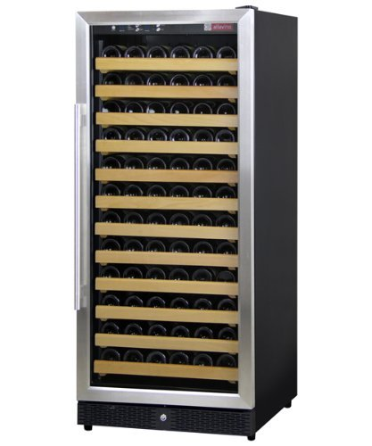 Allavino MWR-1271-SSR 132 Bottle Wine Cellar Review